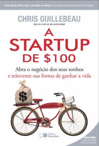 Livro A Startup de 100 dólares